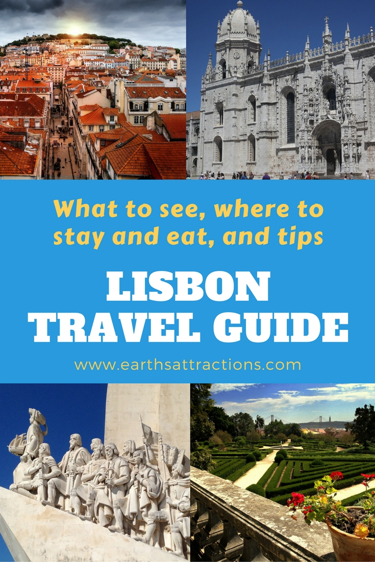 #Lisbon Travel Guide: what to see, where to eat and stay, and tips (#Portugal, #travelguide)