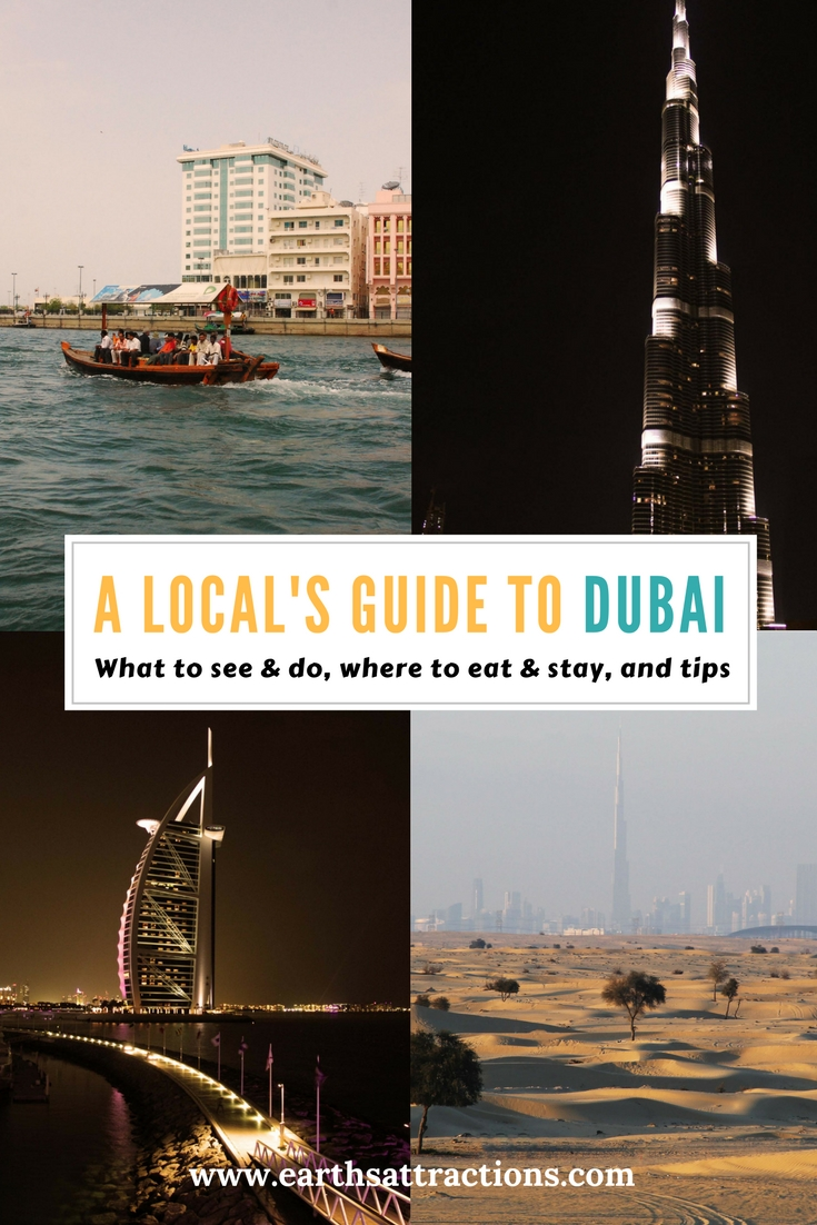 A local's travel guide to #Dubai, UAE