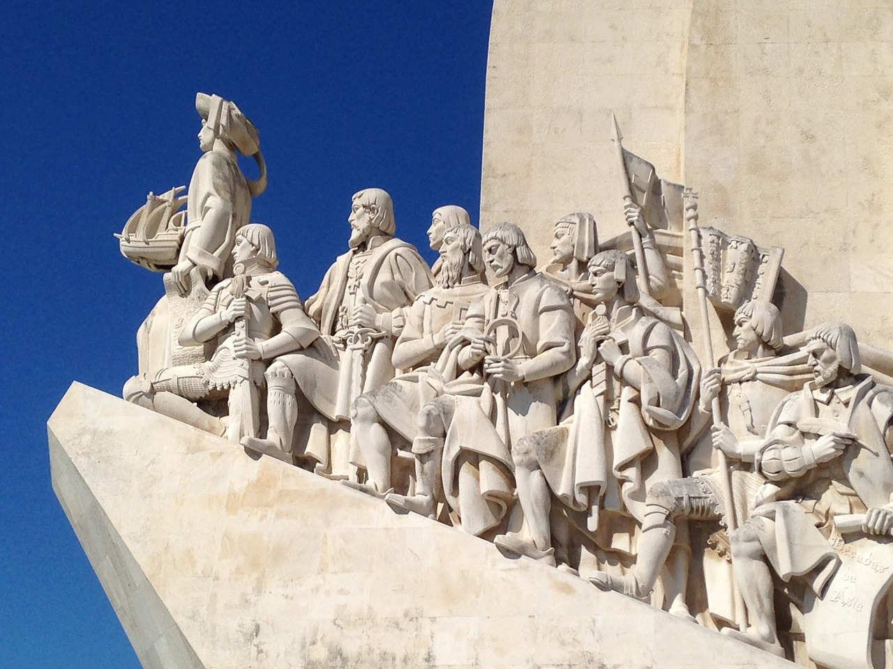 The Monument to the Discoveries, Lisbvon