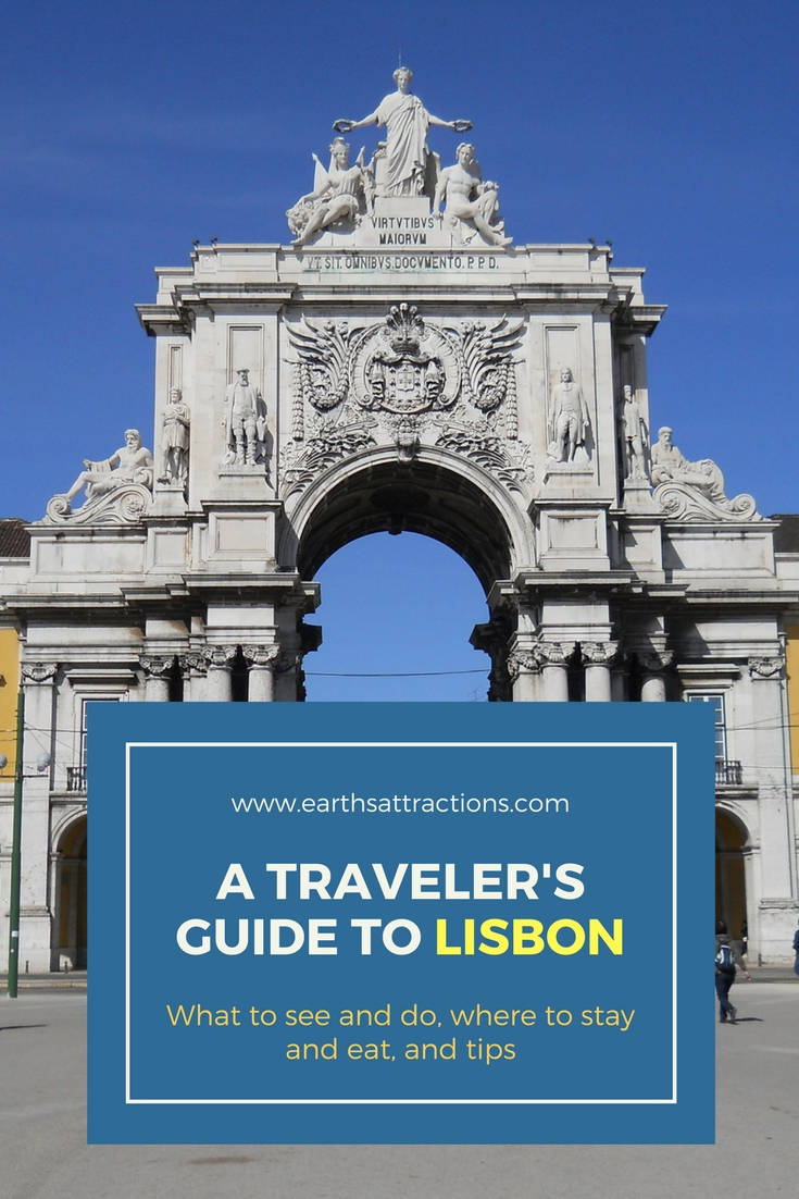 A traveler's guide to #Lisbon, #Portugal