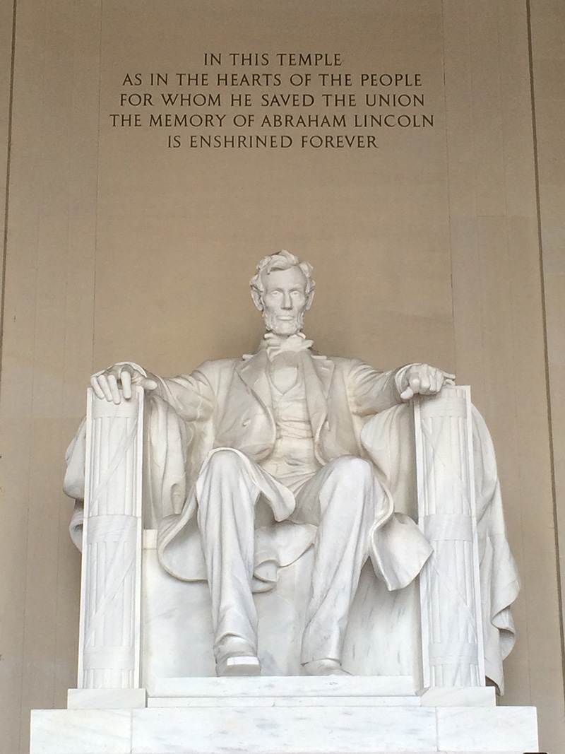 Lincoln Memorial, A local's guide to Washington, DC