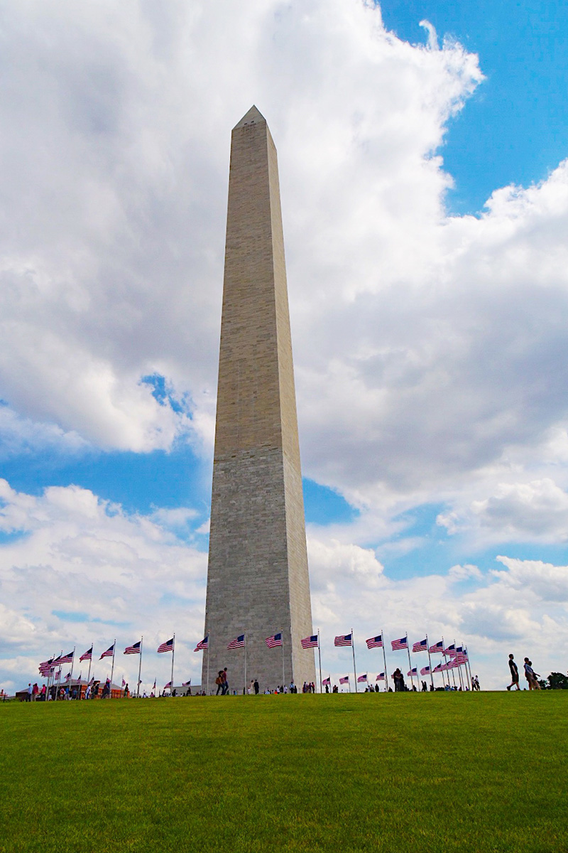 Washington Monument, A local's guide to Washington, DC