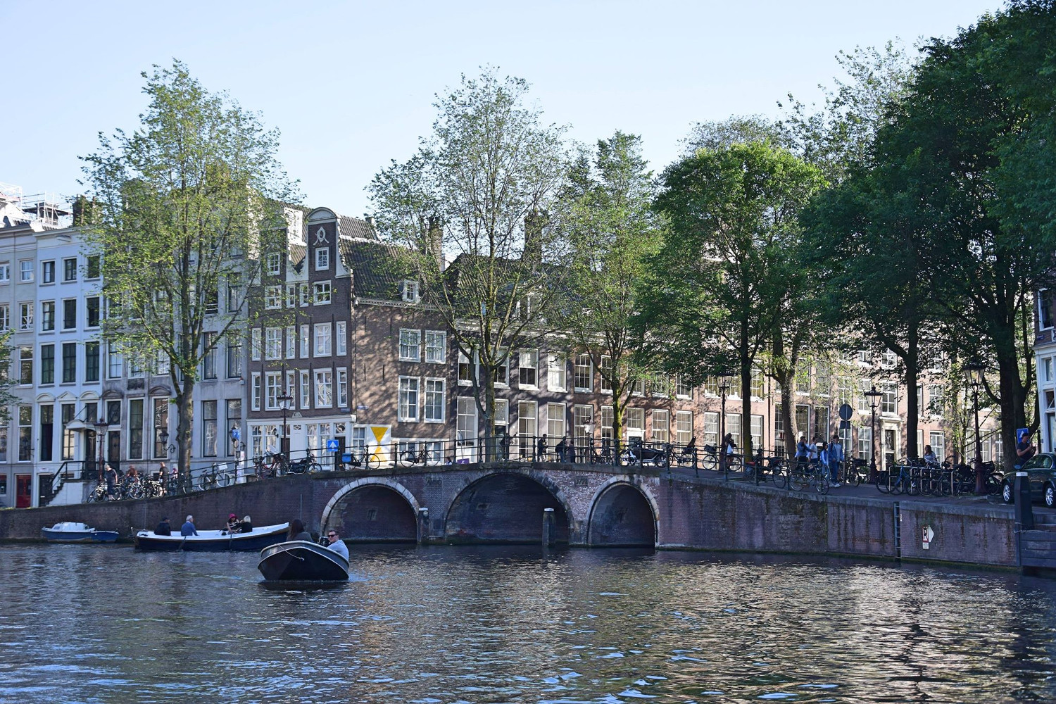 Amsterdam - city center