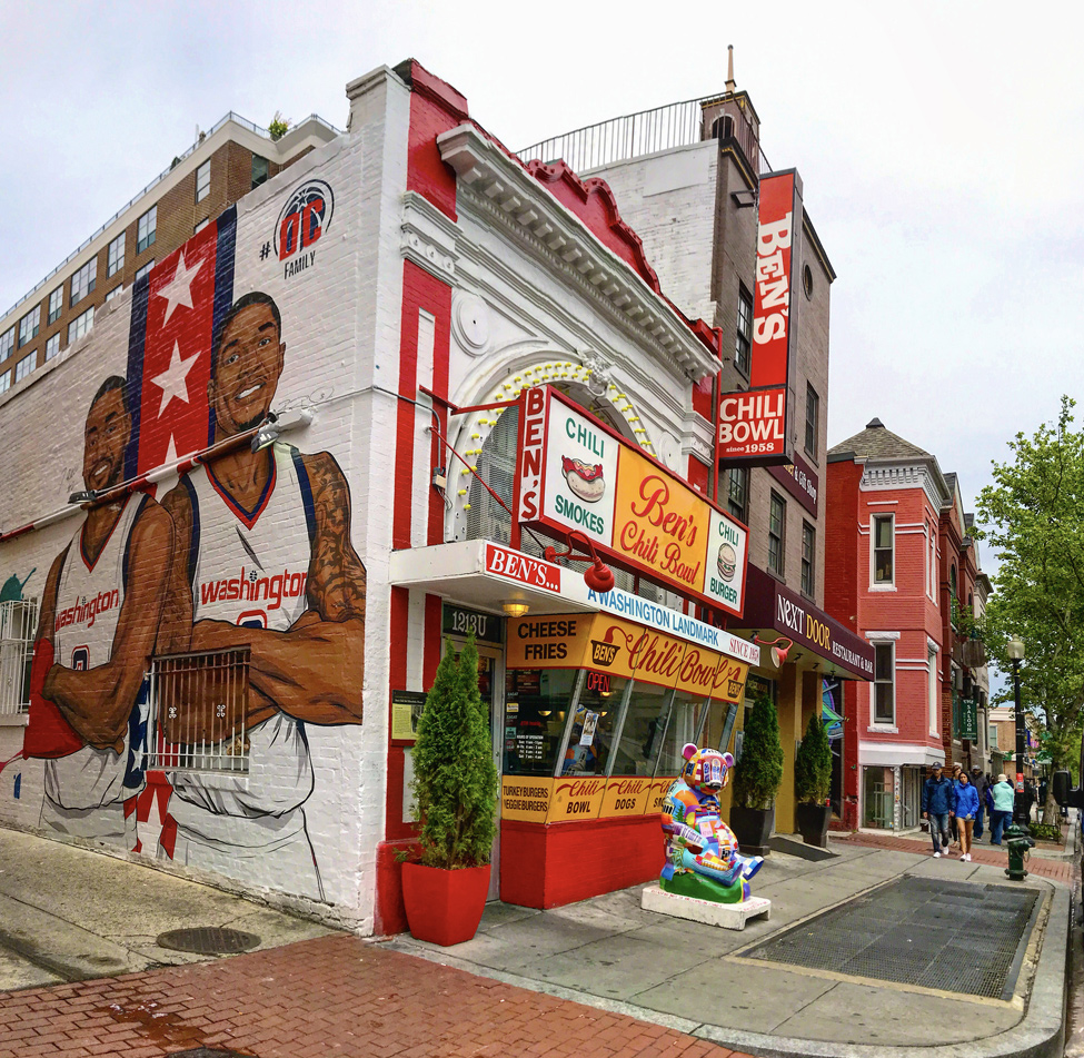 Ben's Chili Bowl, DC