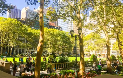 Bryant Park, New York City - a local's guide to New York City