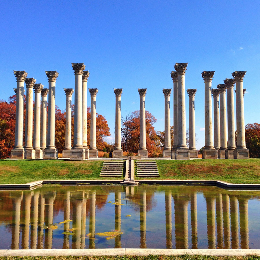 Capitol Columns, A local's guide to Washington, DC