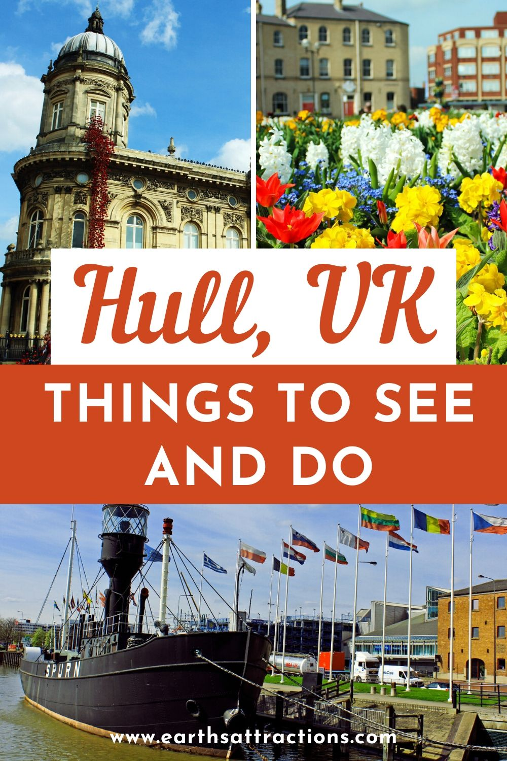 The best things to do in Hull, UK. Discover the top off the beaten path things to do in Hull, as well as the best attractions in Kingston upon Hull. Use this Hull guide when creating your Hull itinerary and your Hull bucketlist. #hull #uk #hullguide #travelguide #europe #unitedkingdom #earthsattractions #traveldestinations #smallcity