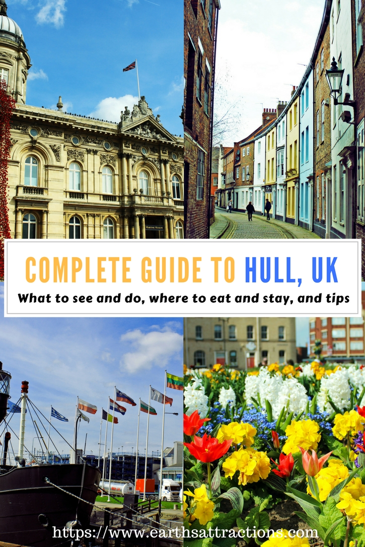 A local's guide to Kingston upon Hull, UK - a complete #travelguide to #Hull, #UK; Top #attractions in Hull, where to eat in Hull - #restaurants. where to stay in Hull - #hotels, #accommodation, tips for Hull