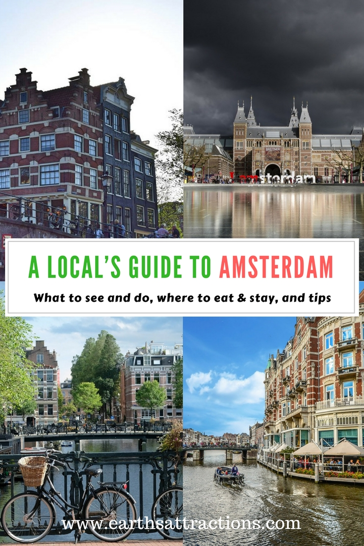 A local's guide to Amsterdam, The Netherlands, Amsterdam attractions, what to see in #Amsterdam, restaurants in Amsterdam, hotels in Amsterdam, Amsterdam off the beaten path, Amsterdam tips, The #Netherlands, #Holland, #travelguide, Amsterdam travel guide