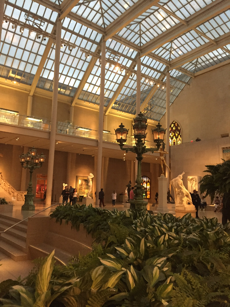 The Met (Metropolitan Museum of Art), New York City- a local's guide to New York City
