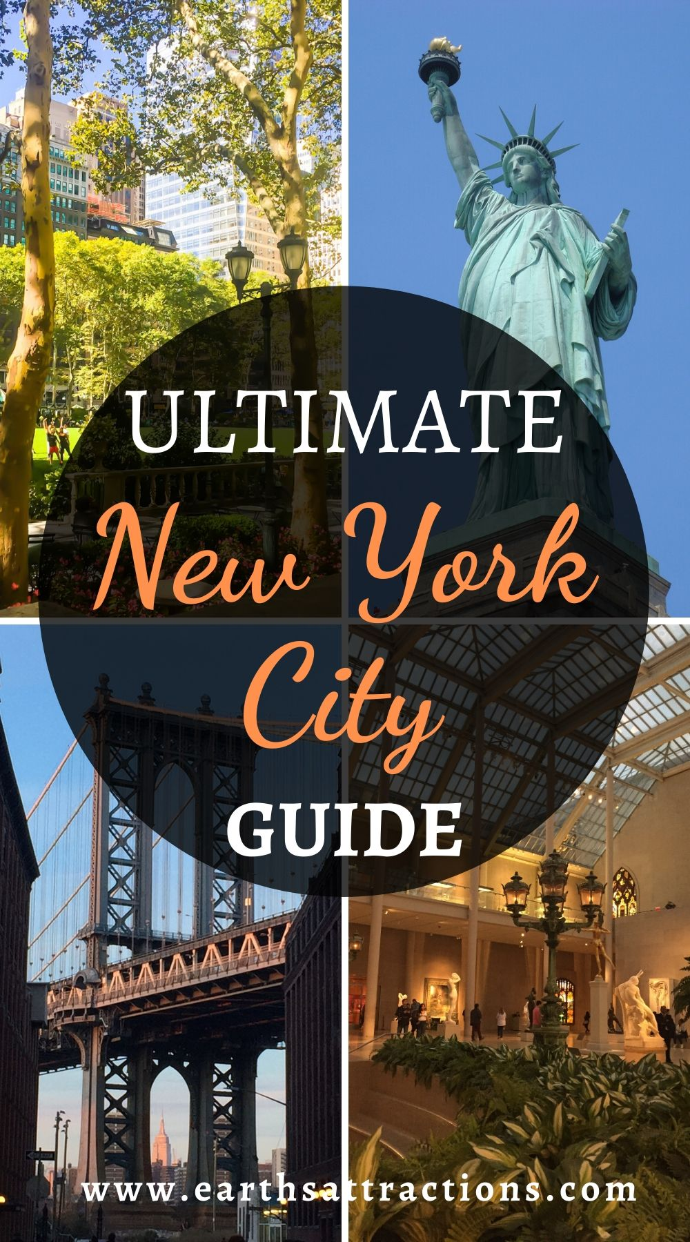 Ultimate New York City Guide. Discover what to do in NYC USA according to a local. The best places to visit in New York City and cool restaurants in New York City. Use this NYC guide to plan your NYC trip! #nyc #USA #nycguide #newyorkcity #usatravel #usaguide