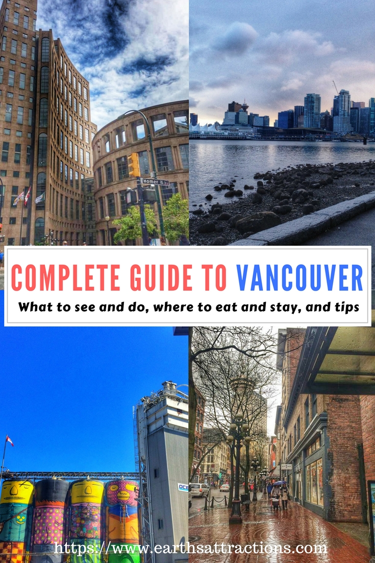 A local's guide to Vancouver, Canada - a complete #travelguide to #Vancouver, #Canada; the #travel guide includes famous tourist attractions in Vancouver, off the beaten path attractions in Vancouver, where to eat in Vancouver, where to stay in in Vancouver, tips for Vancouver; #restaurants in Vancouver, #hotels in Vancouver, #hostels in Vancouver, #accommodation in Vancouver