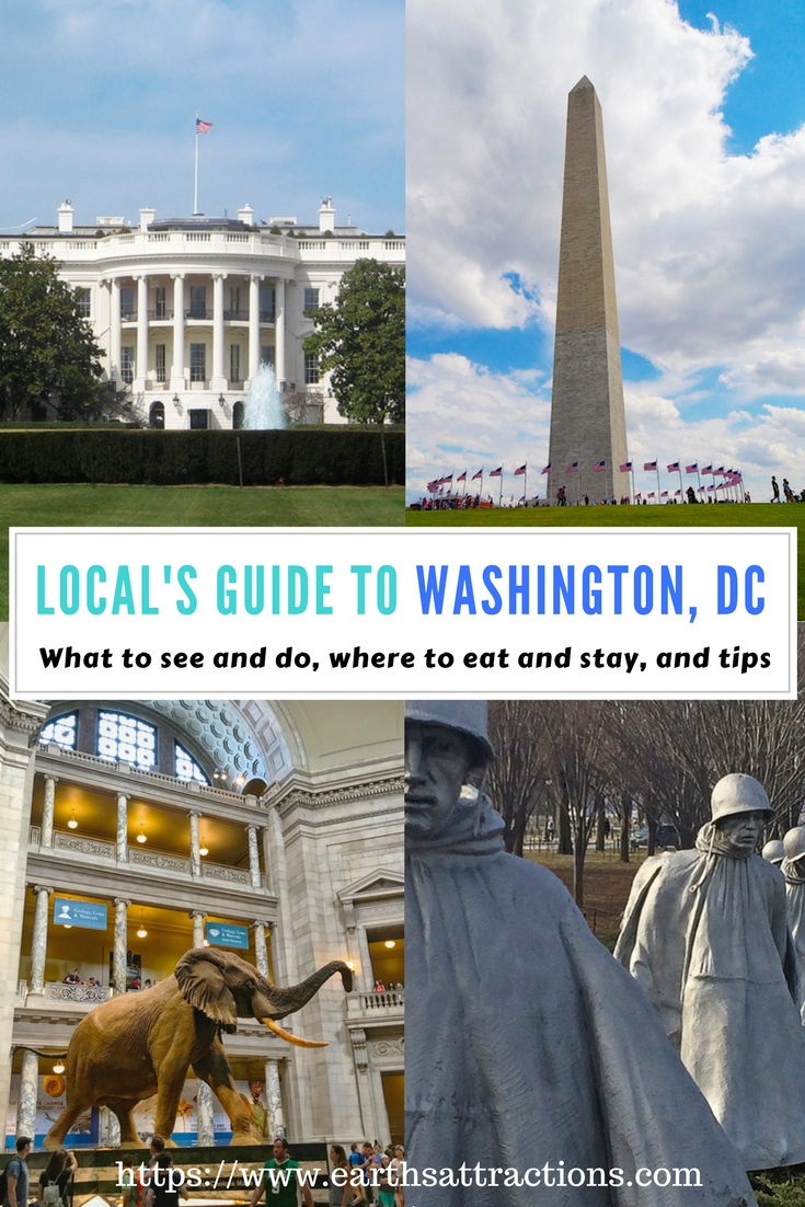Washington, DC Official Visitors Guide & Request Form ...
