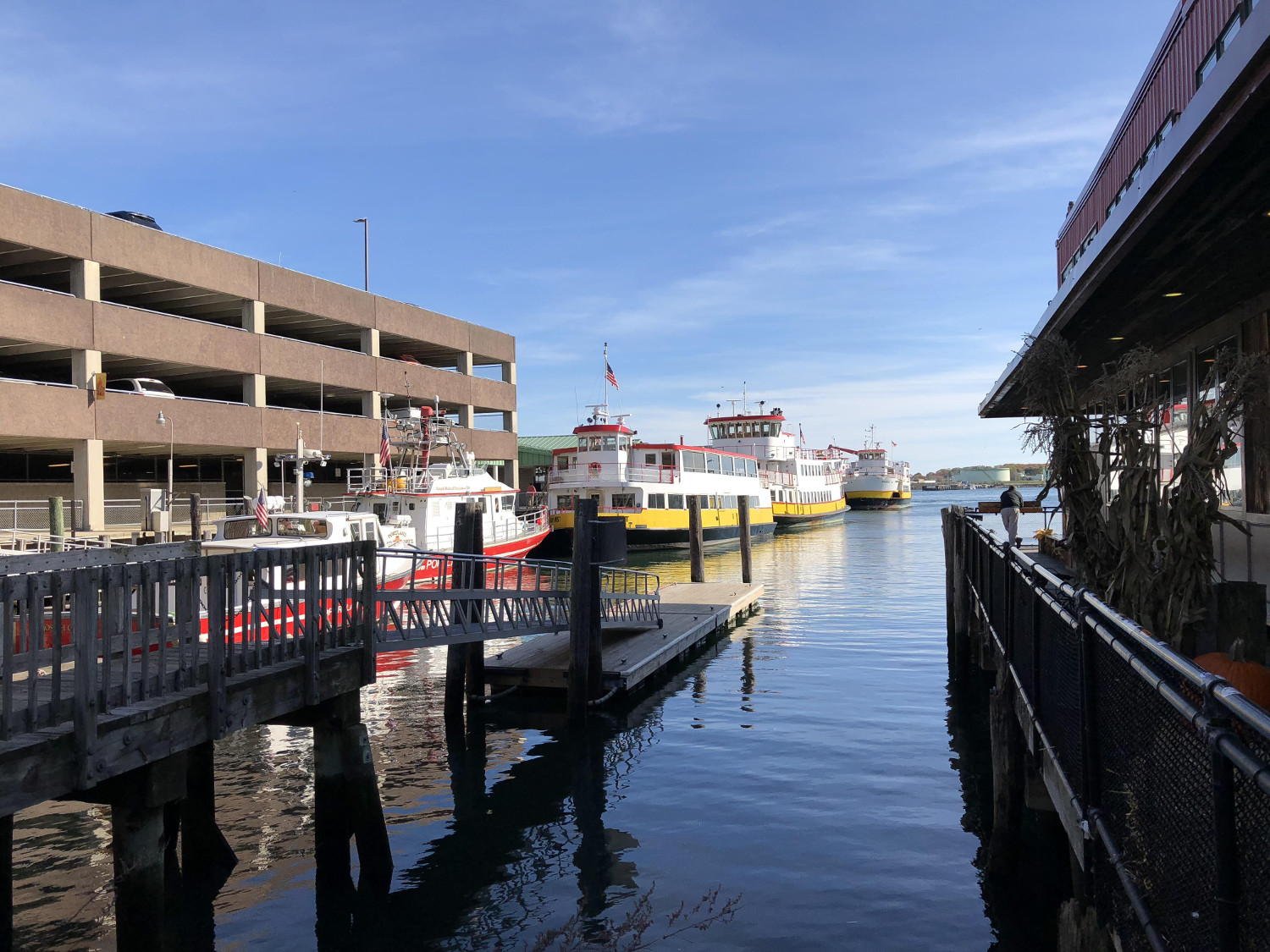 Best Island To Take Ferry To In Maine
