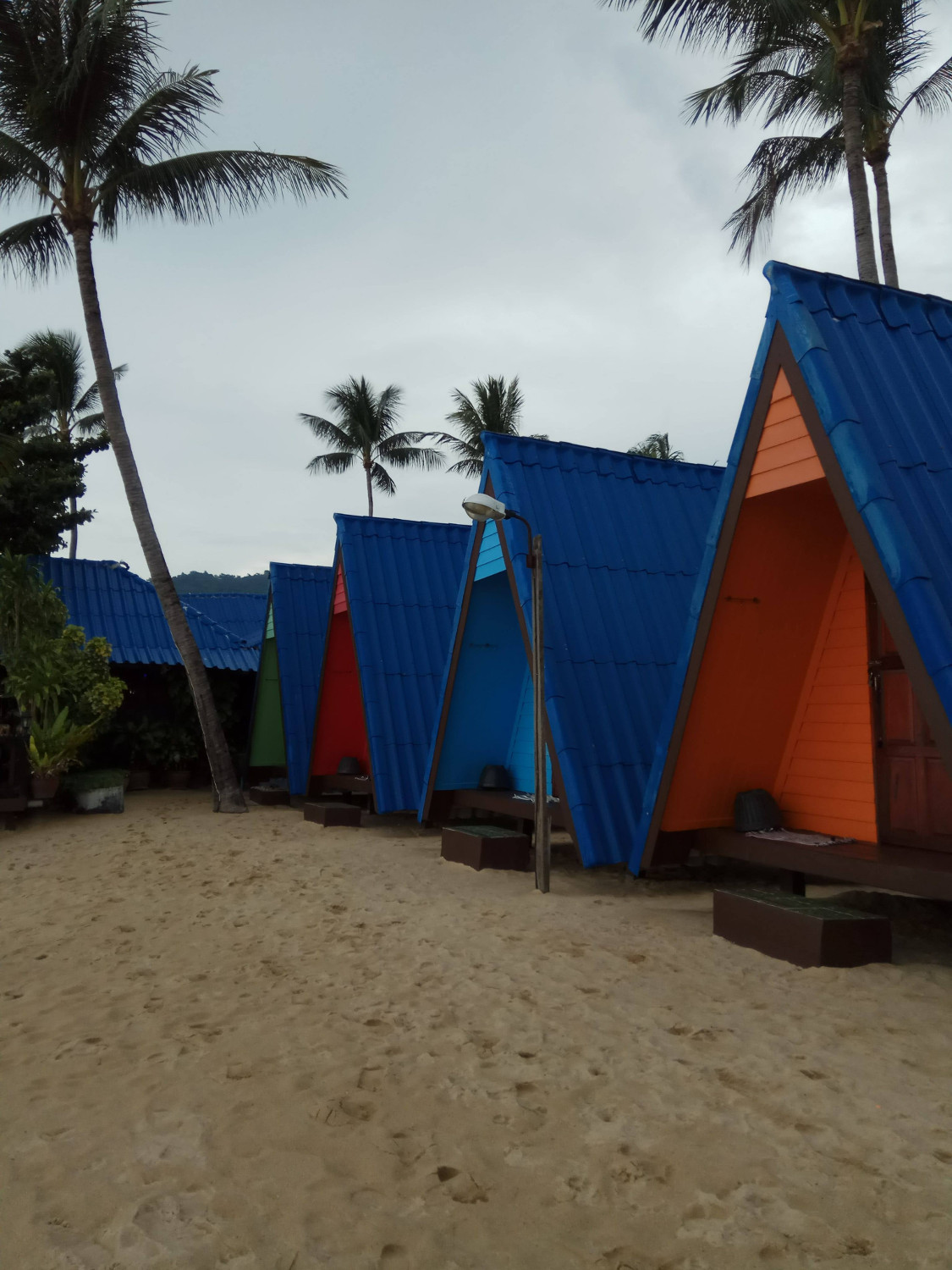 New Hut Bungalows