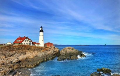 A Local's Guide to Portland, Maine, USA