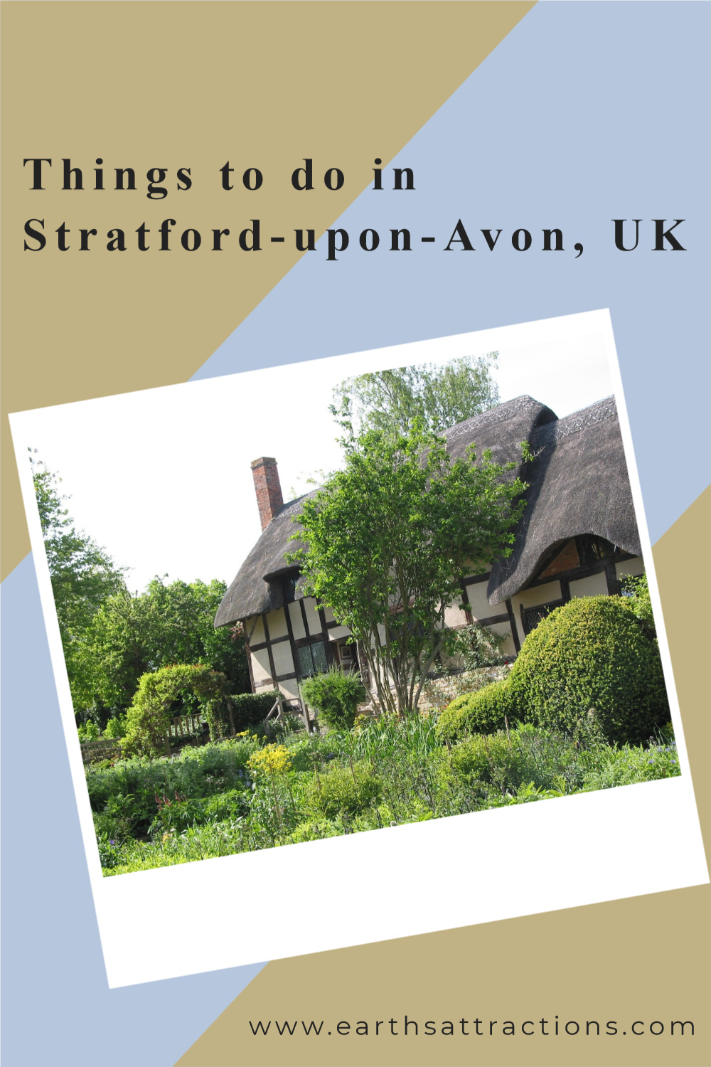 Stratford-upon-Avon things to do. Read this Stratford-upon-Avon guide to discover what to do in Stratford-upon-Avon, UK. Read this article now and save this pin to your board #stratford #stratforduponavon #uk #warwickshire #uktravel #europetravel #travelguides #traveldestination #smalltown #smalltowntravel #earthsattractions