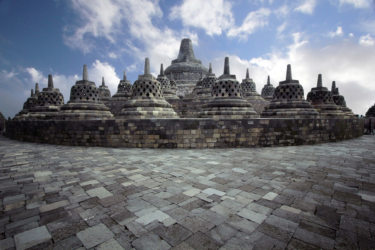 Indonesia Borobudur Pixabay