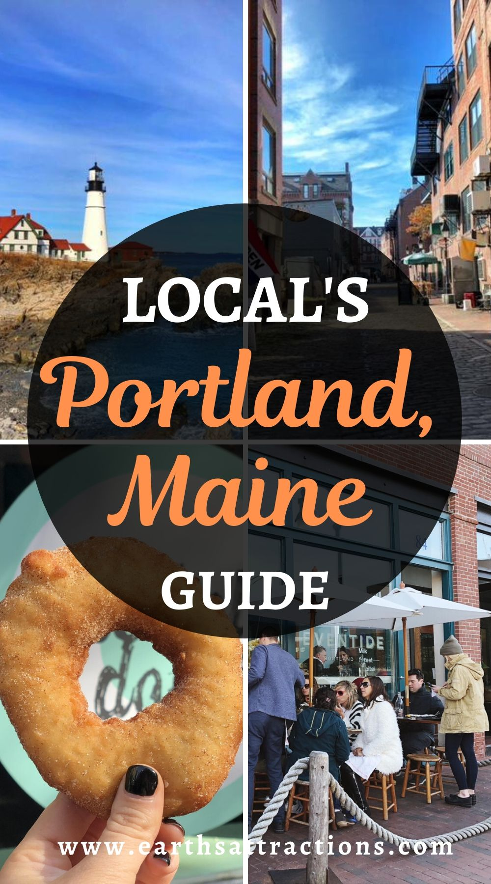 Discover the best things to do in Portland, Maine, USA from this local's guide to Portland Maine. Find out what to do in Portland, great Portland restaurants to try, and useful tips for Portland from this incredibly useful Portland guide. The best Portland attractions are, of course, included! Read the article now! #portland #usa #traveltips #usatravel #maine #portlandmaine #earthsattractions #travelguides
