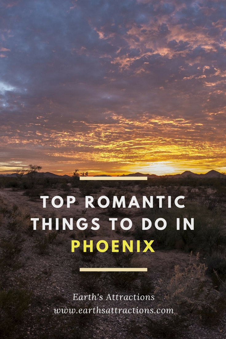 Top romantic things to do in phoenix earth 39 s attractions for Fun things for couples to do in nyc