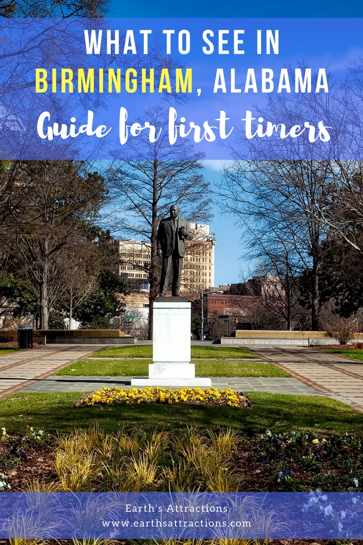 What to See in Birmingham, Alabama, USA, on Your First Visit, Birmingham attractions, Birmingham travel guide, #Birmingham #Alabama attractions, #travelguide