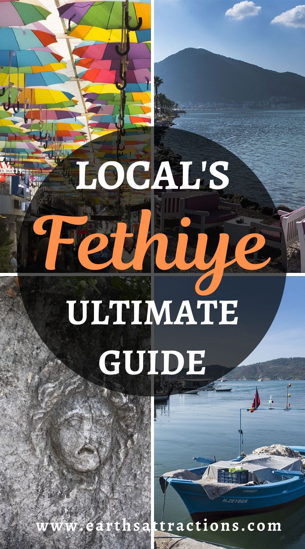 Things to do in Fethiye, Turkey. Read this local's guide to Fethiye now to discover the top attractions in Fethiye as well as off the beaten path things to see in Fethiye. Apart from the best places to visit in Fethiye, you'll also find the top Fethiye restaurants, the best Fethiye hotels to stay at, and useful travel tips for Fethiye, Turkey. #fethiye #fethiyeguide #turkey #travelguide #thingstodo #fethiyethingstodo #earthsattractions