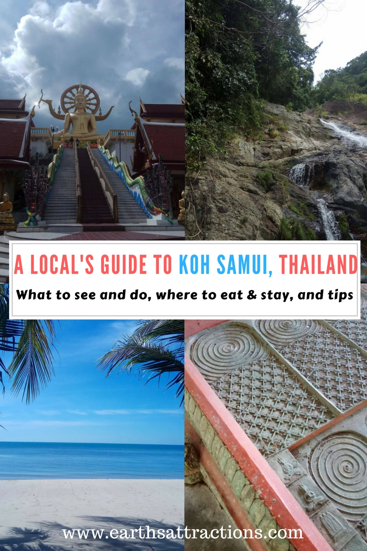 A local's guide to Koh Samui, Thailand; top attractions in #KohSamui #Thailand, Koh Samui restaurants, Koh Samui hotels, Koh Samui #travelguide, Koh Samui travel guide