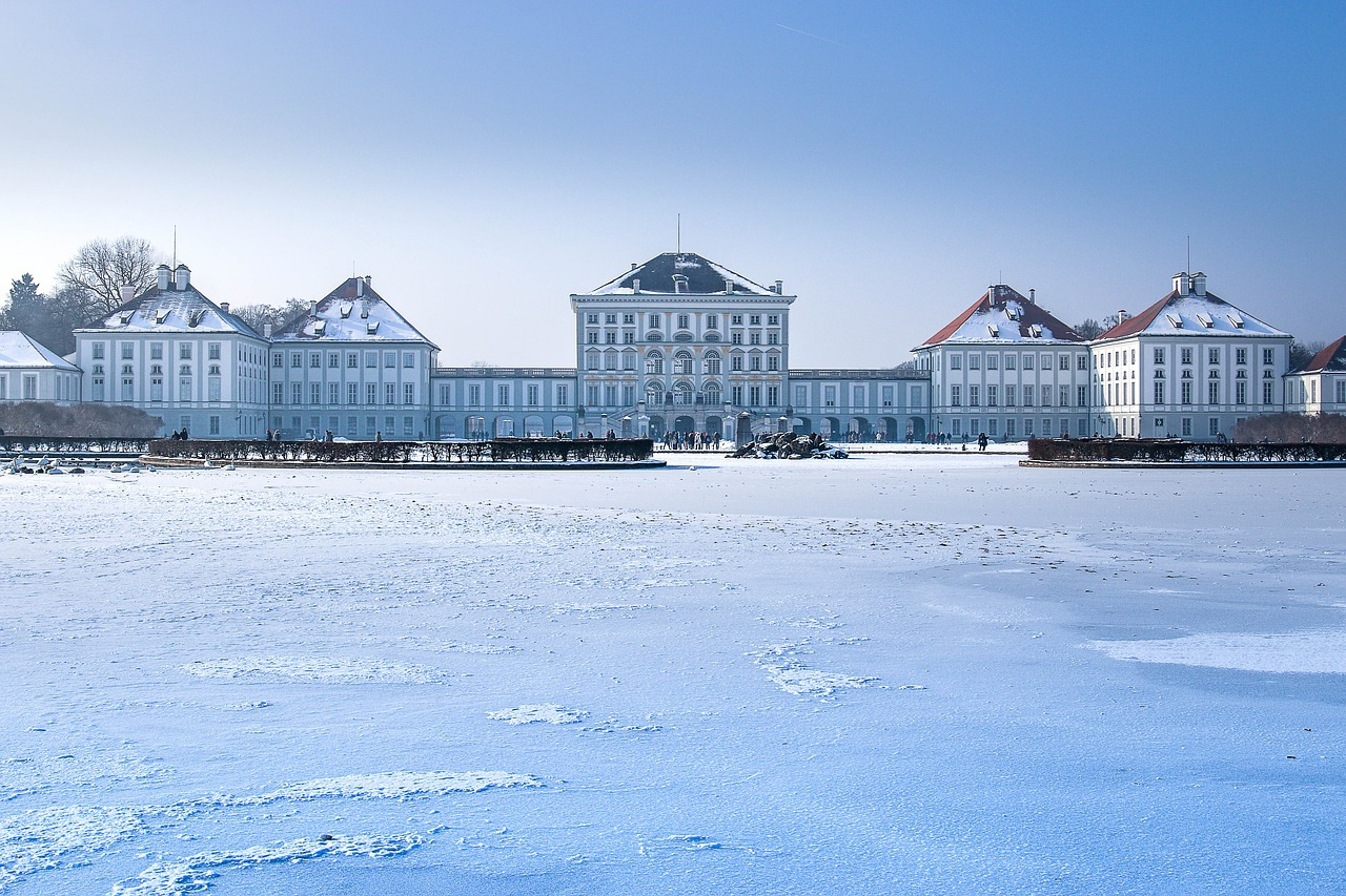 Nymphenburg Castle, Munich, Germany