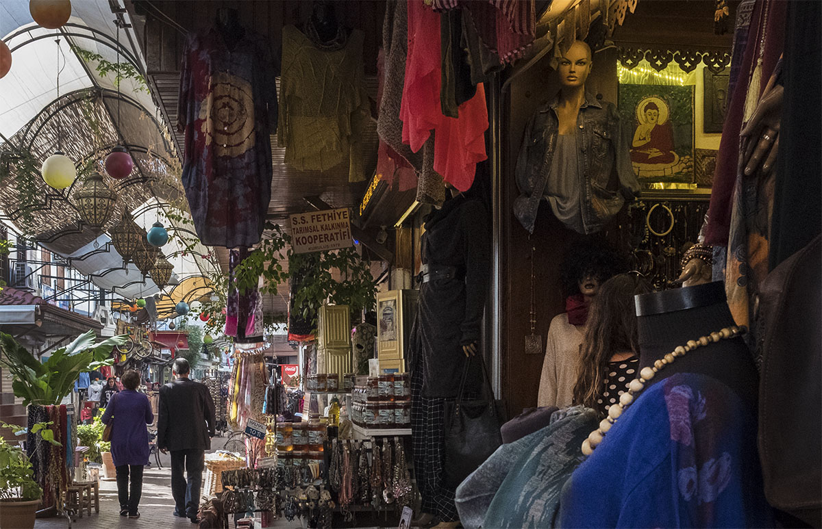 Visit Paşpatur - Old Town - Shops on your first trip to Fethiye, Turkey