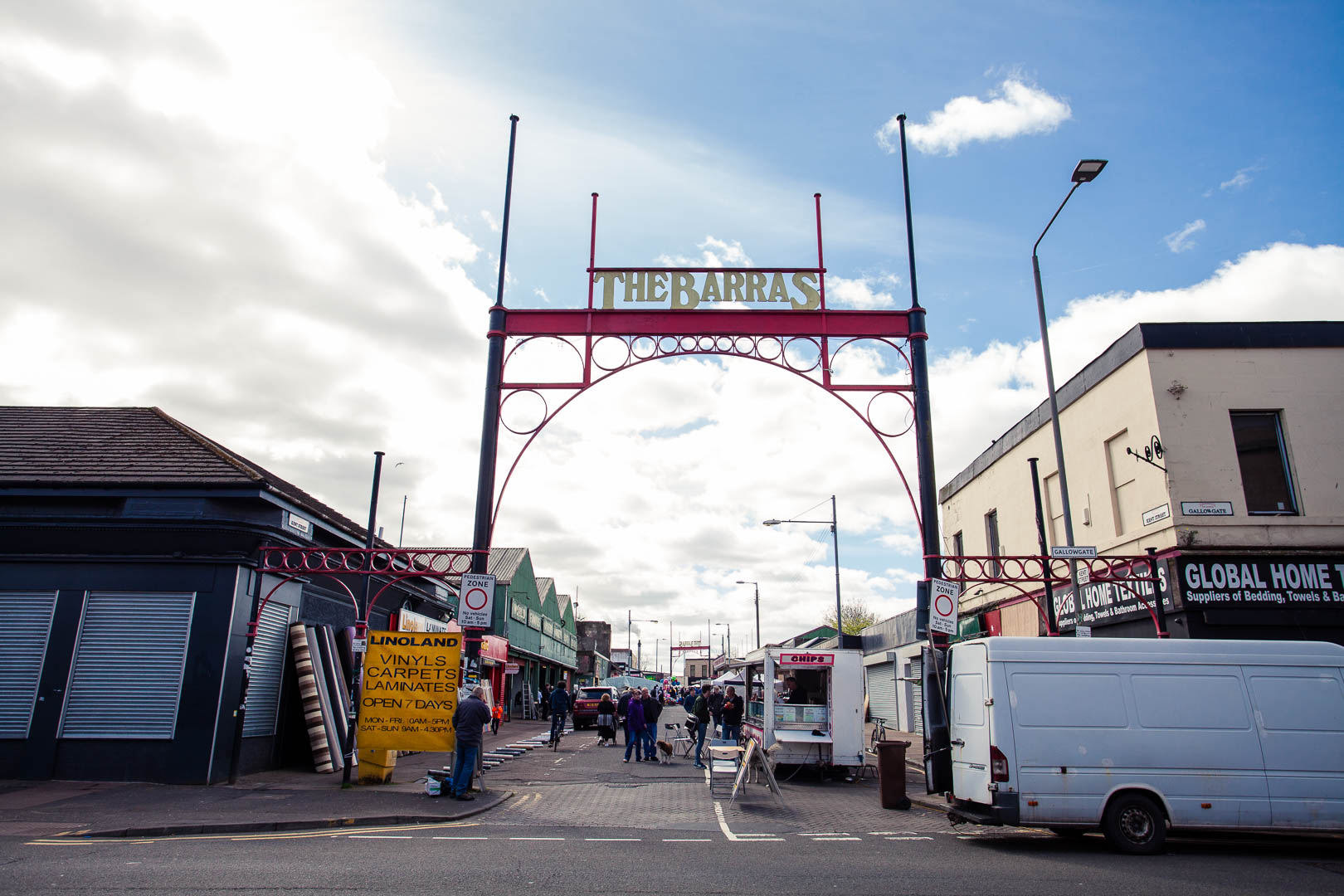 The Barras Market