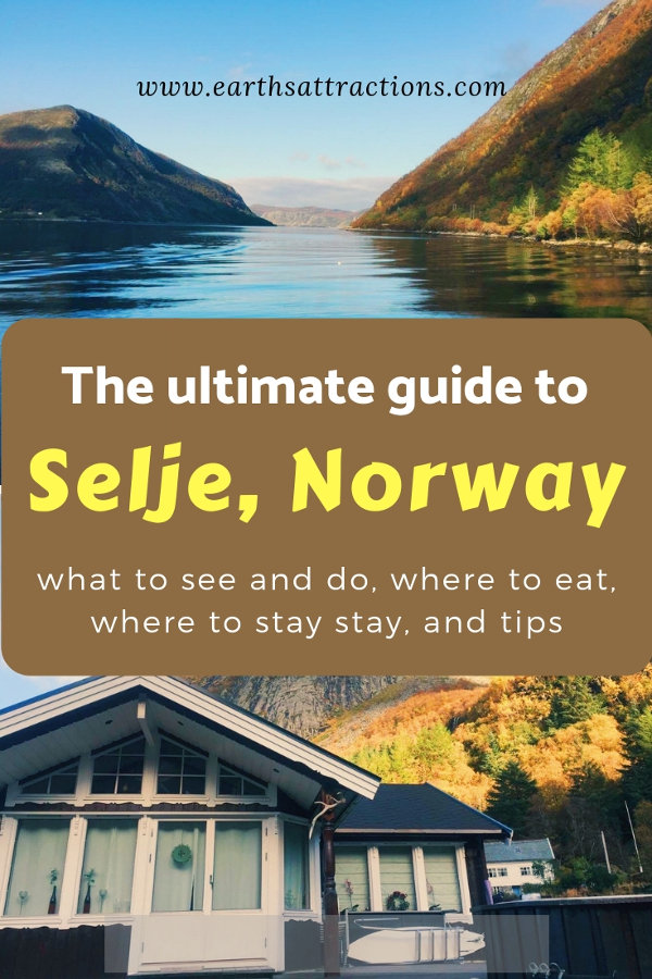 Planning to visit Selje, Norway? Use this local's guide to Selje and discover what to do in Selje, where to eat in Selje, Where to stay in Selje, and useful tips for Selje. All the Selje tourist attractions and off the beaten path things to do in Selje are included. Use this as your Selje bucket list! Save this pin to your boards #selje #seljeguide #seljetravelguide #seljeattractions #seljethingstodo #travel #norway #seljetips #europe