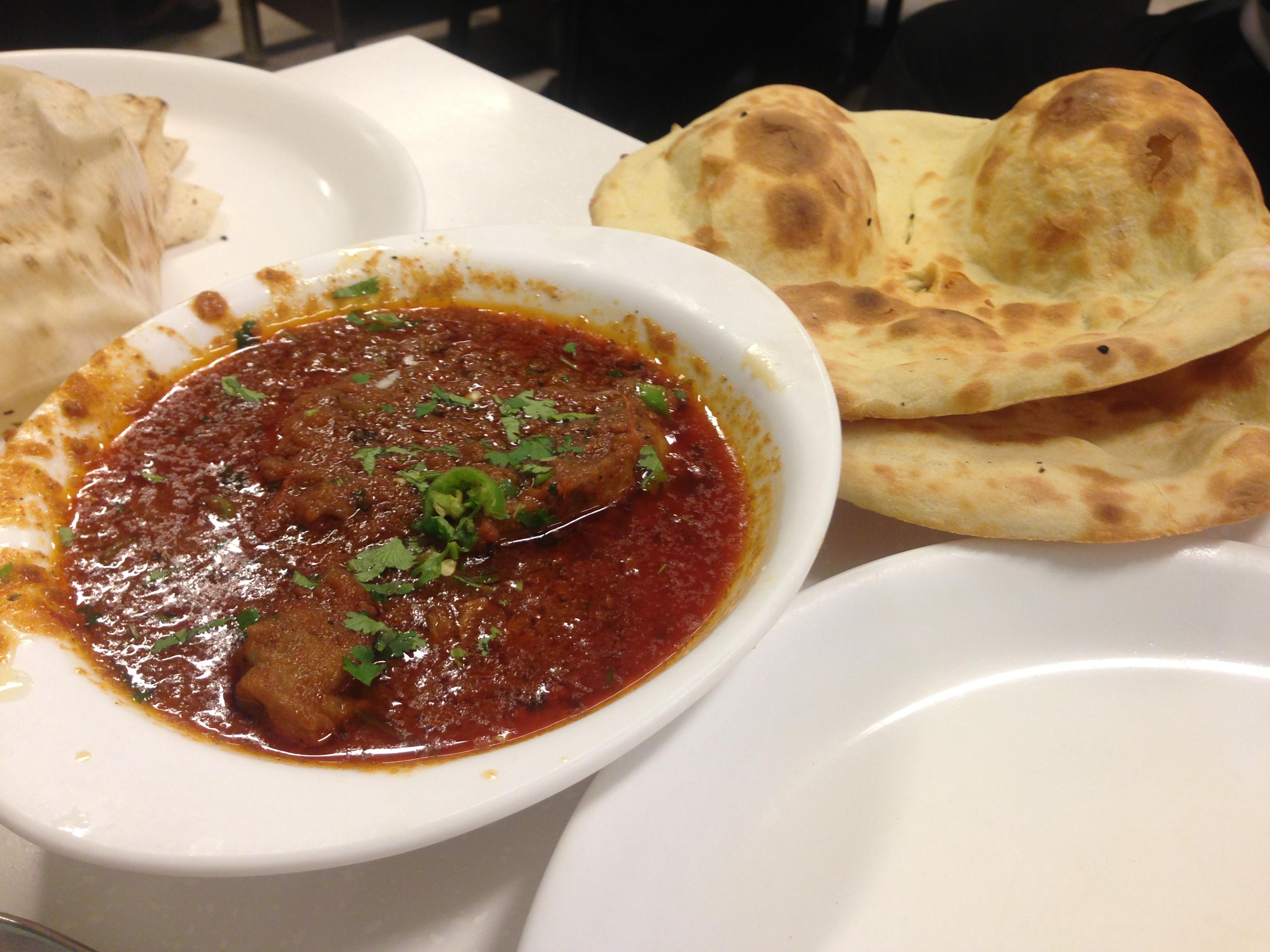 Chicken Jehangiri - Karim's, Old Dehli
