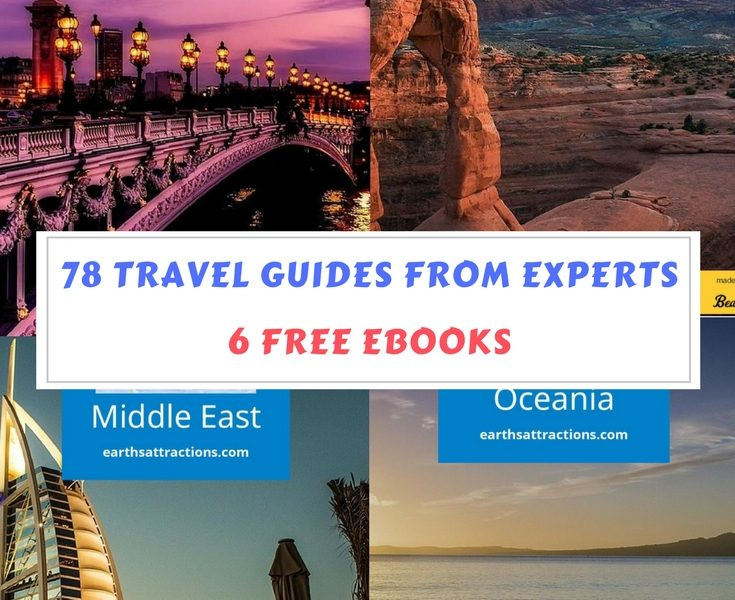 78 travel guides from locals and experts – free ebooks