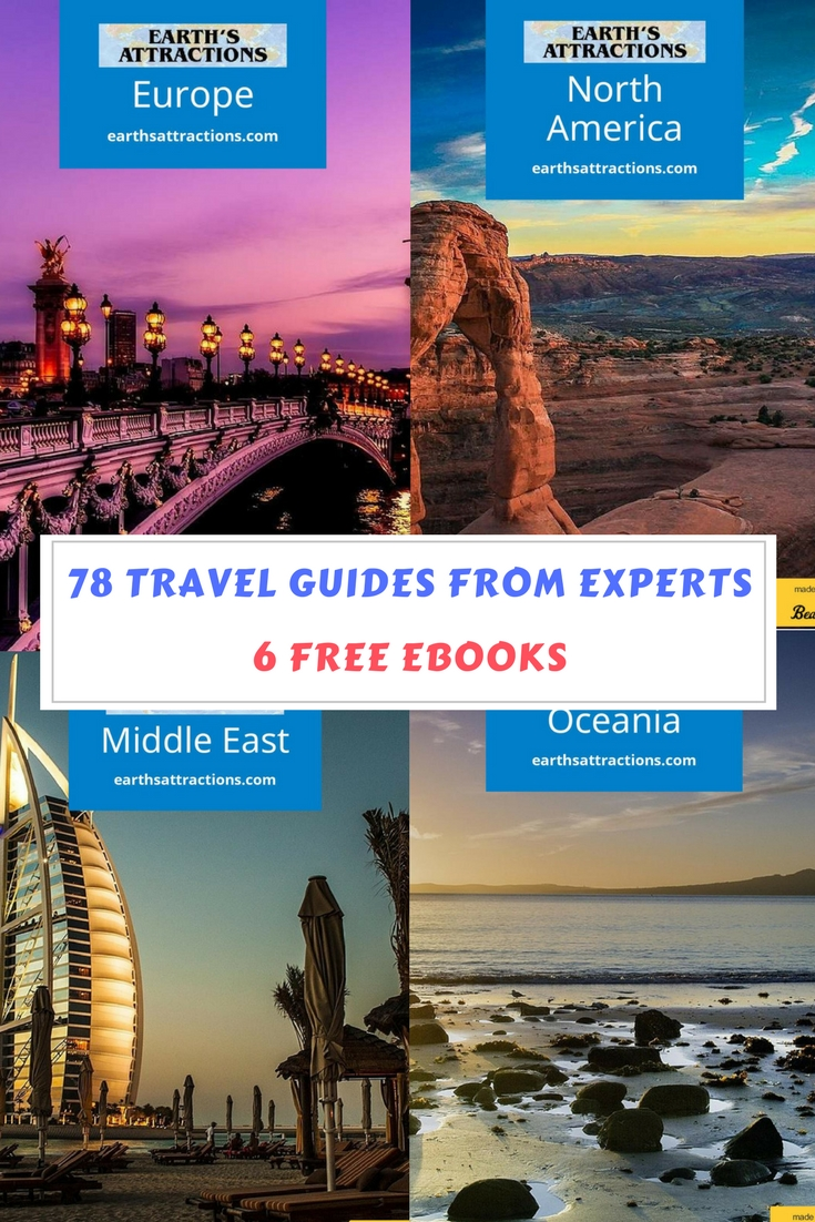 78 free travel guides from locals and experts - Earth's Attractions, free travel guides, #free #travelguide, #travelguides, free travel #ebook, travel guides written by experts, travel guides by locals, travel guides by travelers, download free ebook