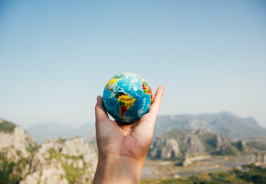 Make the World Your Treasure Map!
