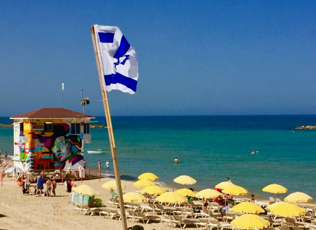 A local's guide to Tel Aviv - Tel Aviv beach