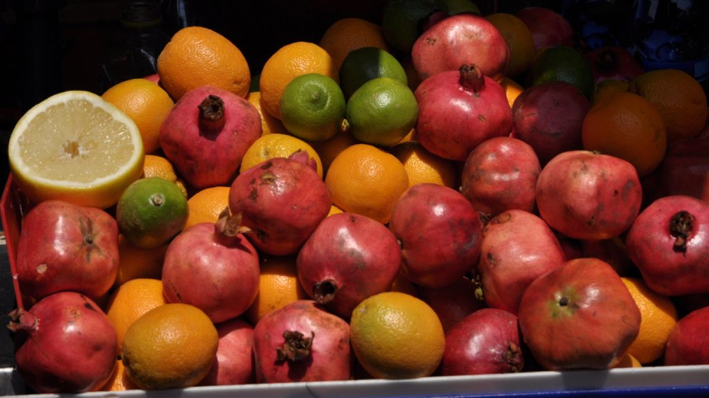 A local's guide to Tel Aviv - Tel Aviv fruits