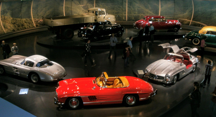A local's guide to Stuttgart - Mercedes Museum - Stuttgart