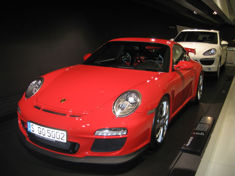 A local's guide to Stuttgart - Porsche Museum - Stuttgart