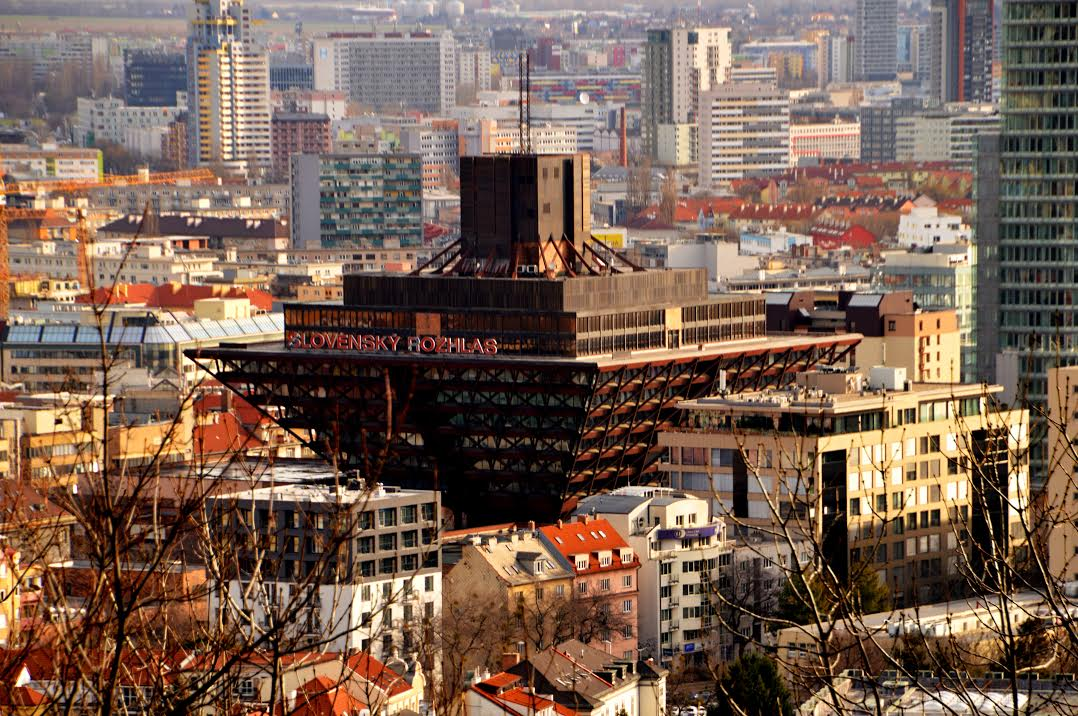 Radio Building - A local's guide to Bratislava