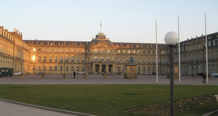 A local's guide to Stuttgart - Stuttgart New Palace