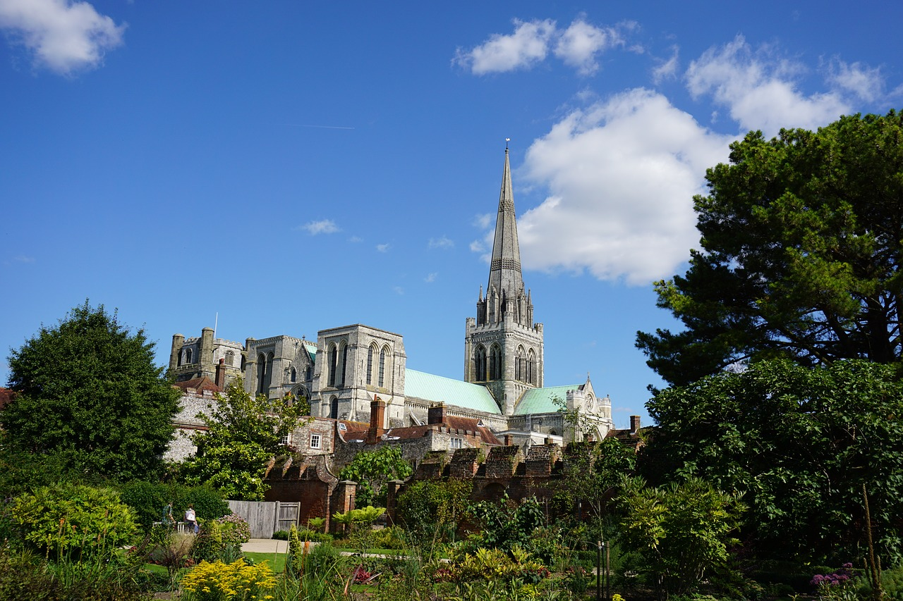 Chichester Cathedral - a local's guide to Chichester, England