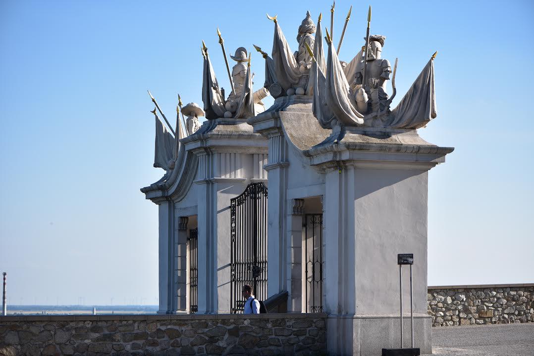 Gateway from the Bratislava Castle - A local's guide to Bratislava