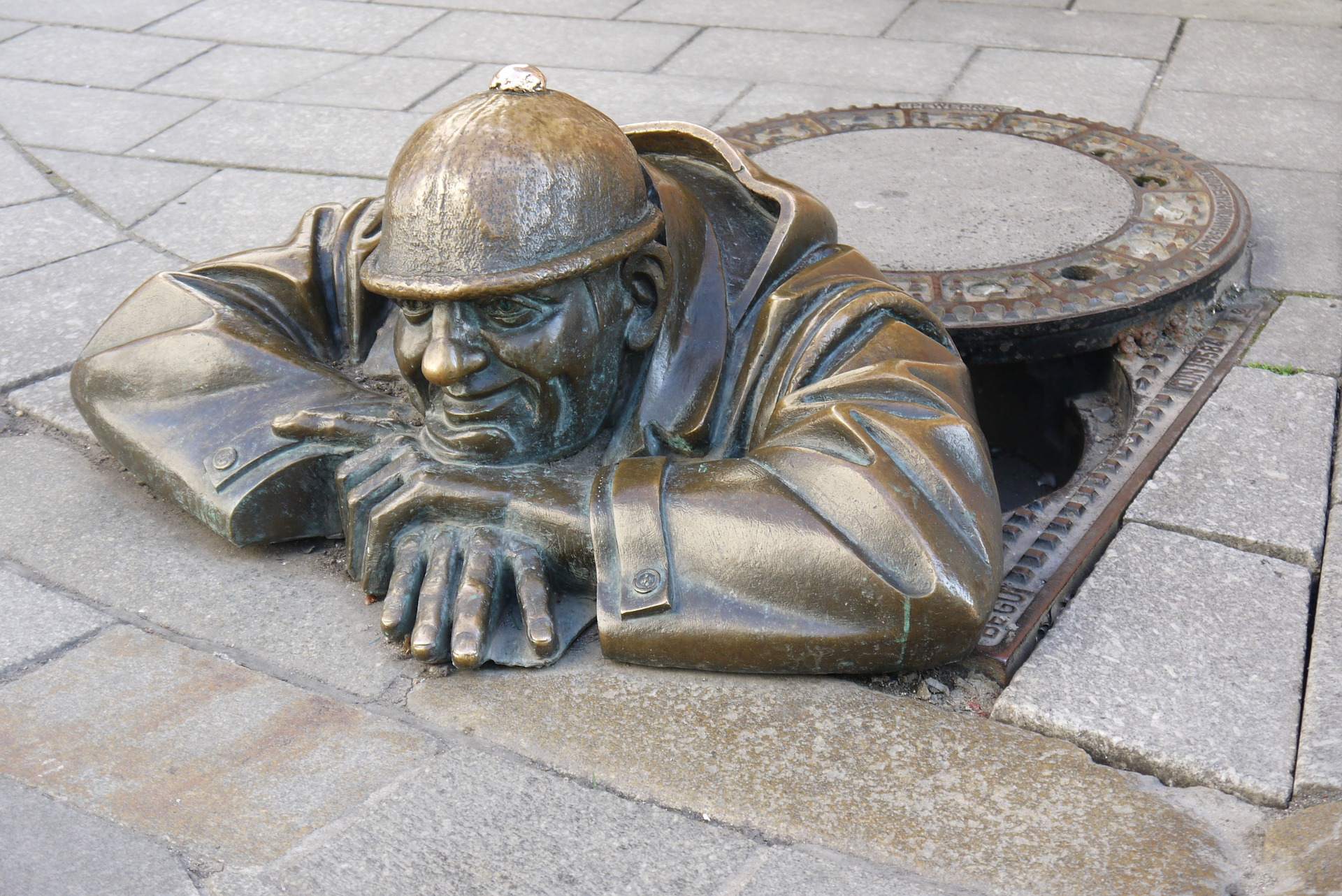 Cumil (or the Watcher) - A local's guide to Bratislava
