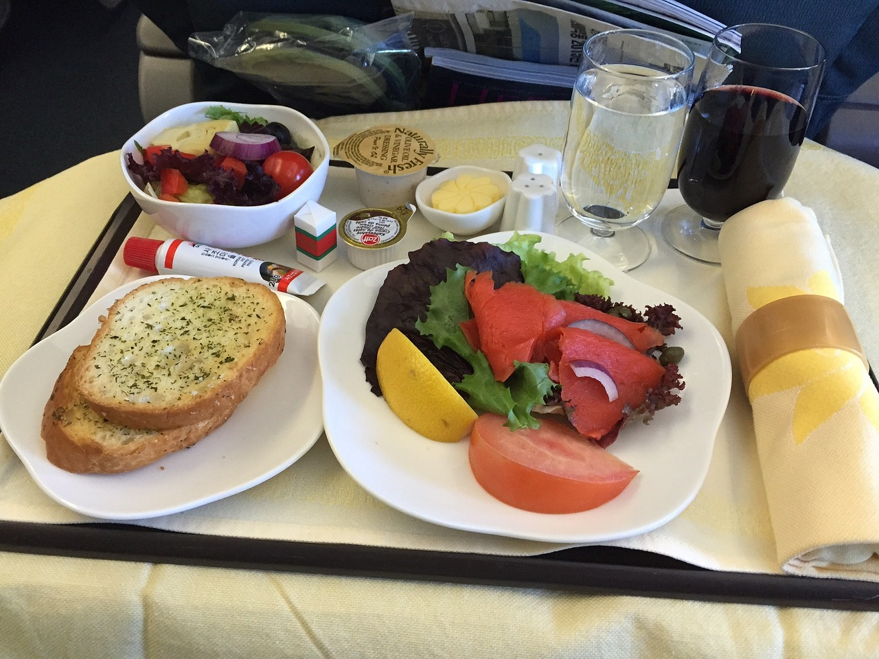 Bumped Up To Business Class: Blag Holiday Upgrades