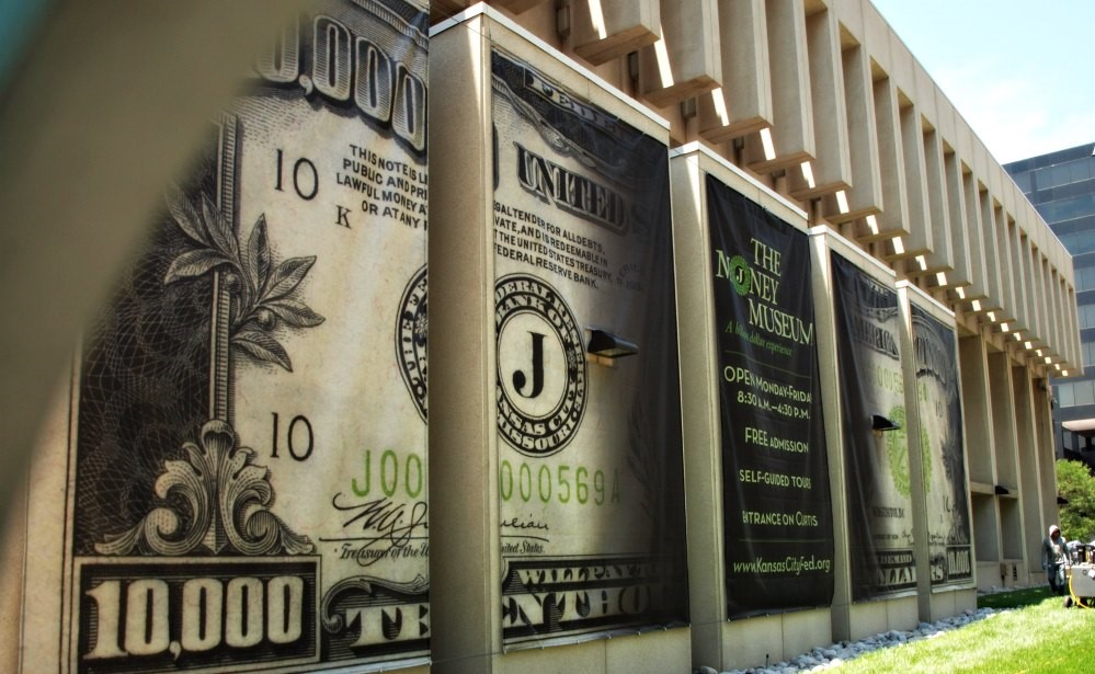 The Federal Reserve Money Museum