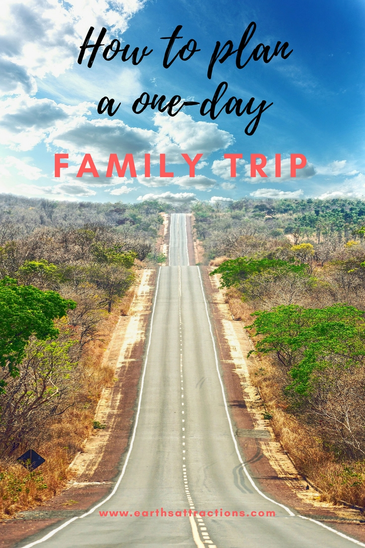 Travel tips: how to plan a one-day family road trip. Read this article with recommendations from a traveler on how to plan the perfect one-day road trip for the entire family