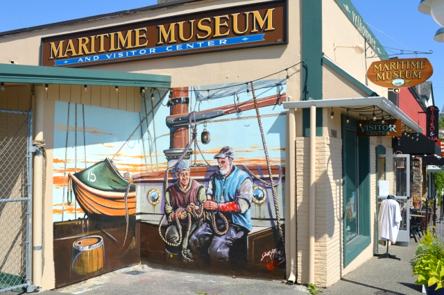 Maritime Museum and visitor center