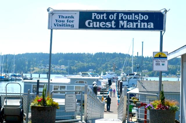 Poulsbo Marina