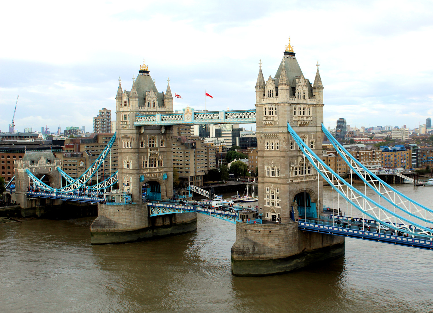 The insider's guide to London - Tower Bridge